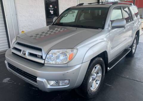 2003 Toyota 4Runner for sale at Tiny Mite Auto Sales in Ocean Springs MS