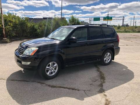 2004 Lexus GX 470 for sale at Certified Auto Exchange in Indianapolis IN