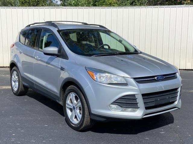 2015 Ford Escape for sale at Miller Auto Sales in Saint Louis MI