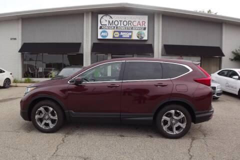 2018 Honda CR-V for sale at Grand Rapids Motorcar in Grand Rapids MI