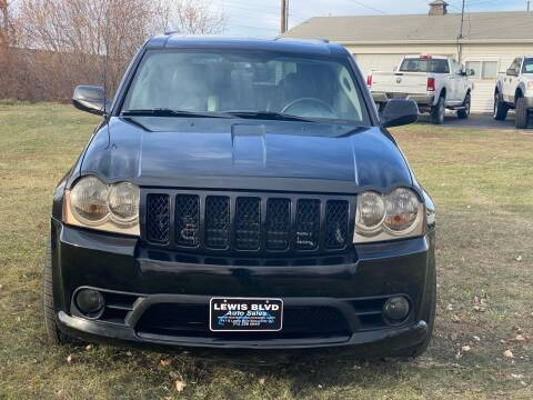 2006 Jeep Grand Cherokee for sale at Lewis Blvd Auto Sales in Sioux City IA