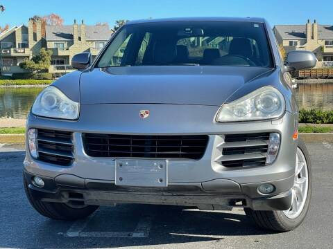 2009 Porsche Cayenne for sale at Continental Car Sales in San Mateo CA
