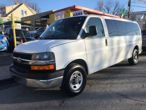 2011 Chevrolet Express Passenger for sale at White River Auto Sales in New Rochelle NY