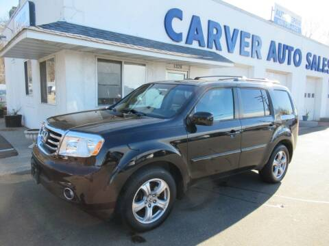 2015 Honda Pilot for sale at Carver Auto Sales in Saint Paul MN