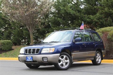 2002 Subaru Forester for sale at Quality Auto in Manassas VA