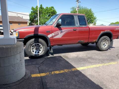1997 Mazda B-Series Pickup for sale at Geareys Auto Sales of Sioux Falls, LLC in Sioux Falls SD