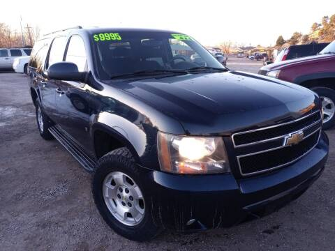 2008 Chevrolet Suburban for sale at Canyon View Auto Sales in Cedar City UT