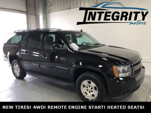 2013 Chevrolet Suburban for sale at Integrity Motors, Inc. in Fond Du Lac WI