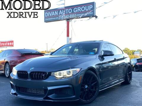 2015 BMW 4 Series for sale at Divan Auto Group in Feasterville PA