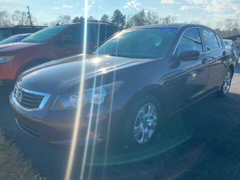 2010 Honda Accord for sale at Cars for Less in Phenix City AL