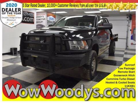 2011 RAM Ram Pickup 2500 for sale at WOODY'S AUTOMOTIVE GROUP in Chillicothe MO