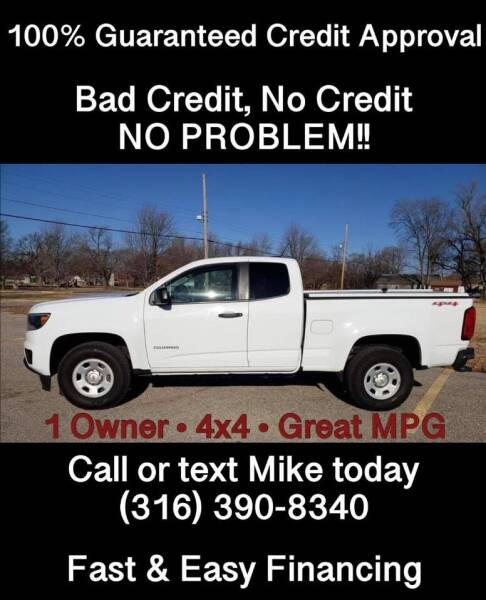 2017 Chevrolet Colorado for sale at Affordable Mobility Solutions, LLC - Standard Vehicles in Wichita KS