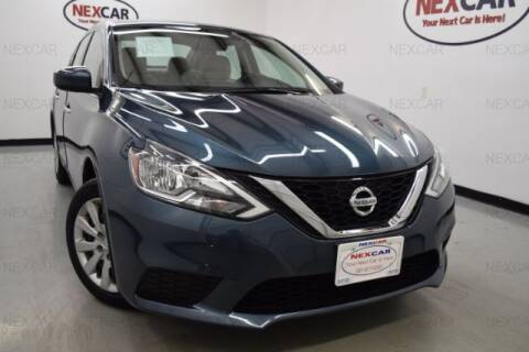 2016 Nissan Sentra for sale at Houston Auto Loan Center in Spring TX