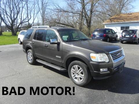2006 Ford Explorer for sale at 121 Motorsports in Mt. Zion IL
