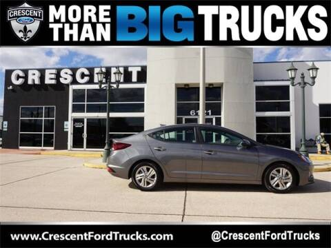 2019 Hyundai Elantra for sale at Crescent Ford in Harahan LA