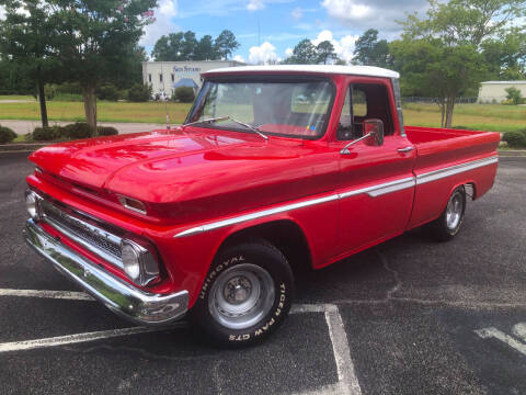 1966 Chevrolet C/K 10 Series for sale at Muscle Cars USA 1 in Murrells Inlet SC