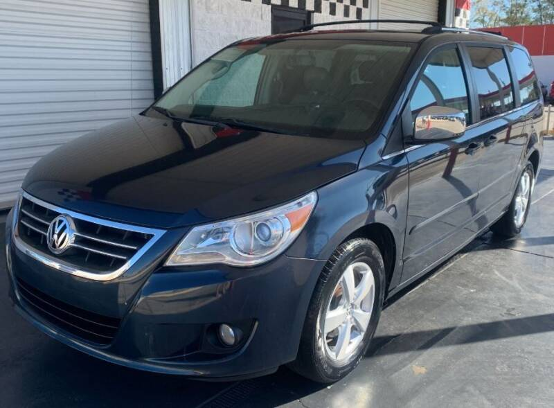 2009 Volkswagen Routan for sale at Tiny Mite Auto Sales in Ocean Springs MS