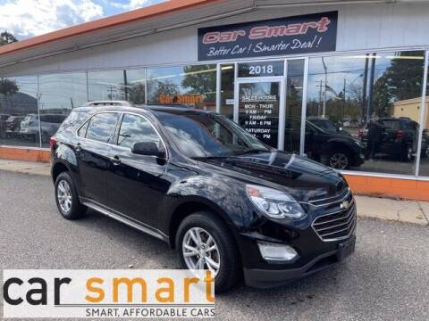 2016 Chevrolet Equinox for sale at Car Smart in Wausau WI