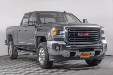 2015 GMC Sierra 2500HD for sale at Chevrolet Buick GMC of Puyallup in Puyallup WA