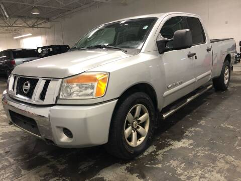 2008 Nissan Titan for sale at Paley Auto Group in Columbus OH