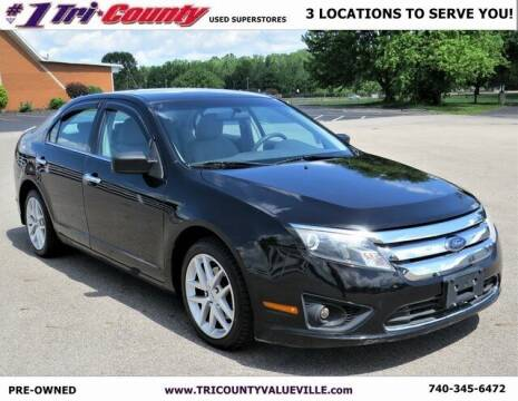 2010 Ford Fusion for sale at Tri-County Pre-Owned Superstore in Reynoldsburg OH