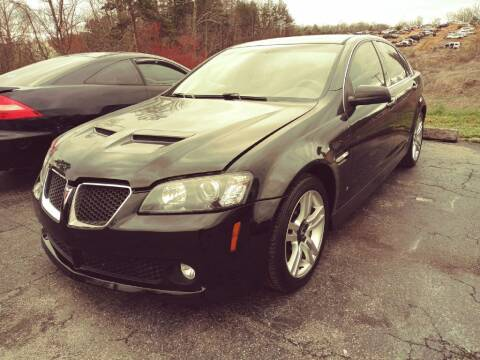 2009 Pontiac G8 for sale at IDEAL IMPORTS WEST in Rock Hill SC