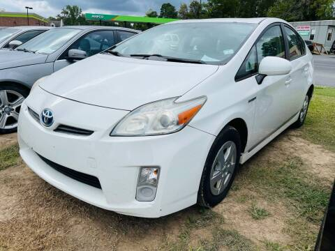 2010 Toyota Prius for sale at BRYANT AUTO SALES in Bryant AR