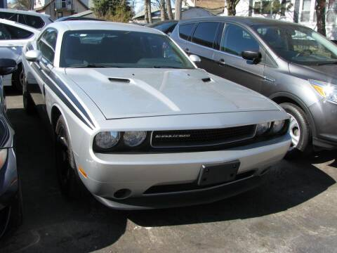 2012 Dodge Challenger for sale at CLASSIC MOTOR CARS in West Allis WI