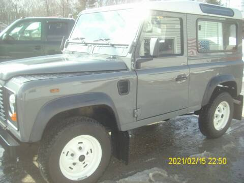 1993 Land Rover Defender for sale at Motors 46 in Belvidere NJ
