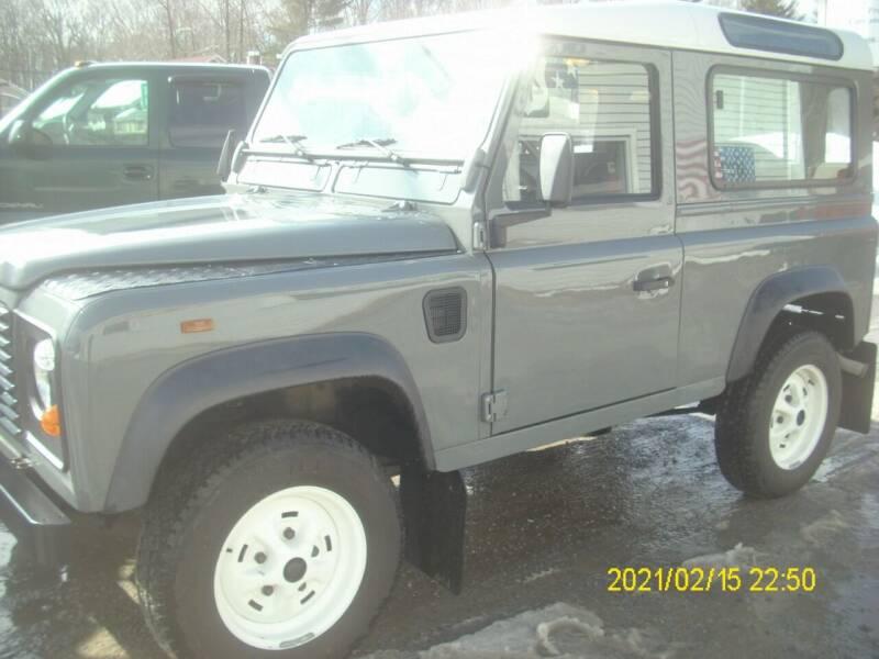 1988 Land Rover Defender for sale at Motors 46 in Belvidere NJ