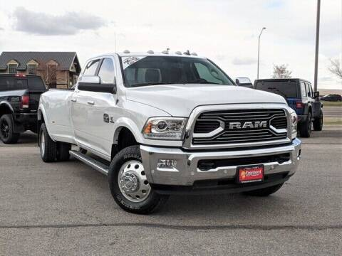 2018 RAM Ram Pickup 3500 for sale at Rocky Mountain Commercial Trucks in Casper WY