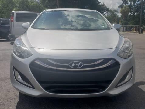 2013 Hyundai Elantra GT for sale at Linus International Inc in Tampa FL