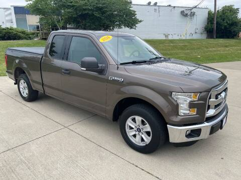 2016 Ford F-150 for sale at Best Buy Auto Mart in Lexington KY