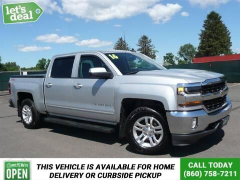 2016 Chevrolet Silverado 1500 for sale at Shamrock Motors in East Windsor CT