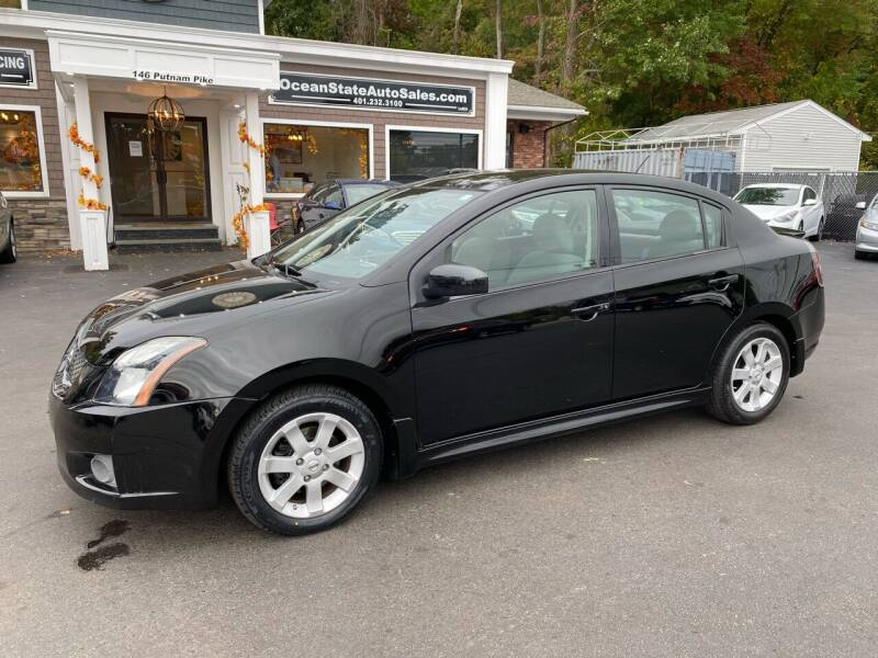 2011 Nissan Sentra for sale at Ocean State Auto Sales in Johnston RI