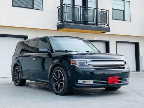 2014 Ford Flex for sale at Avanesyan Motors in Orem UT