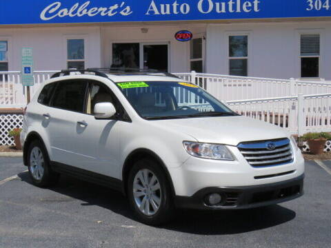 2013 Subaru Tribeca for sale at Colbert's Auto Outlet in Hickory NC