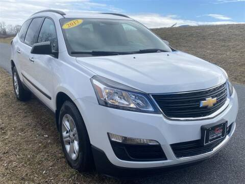 2017 Chevrolet Traverse for sale at Mr. Car LLC in Brentwood MD