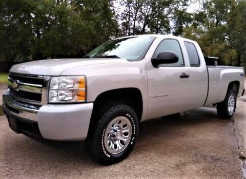2009 Chevrolet Silverado 1500 for sale at Prime Autos in Vidor TX