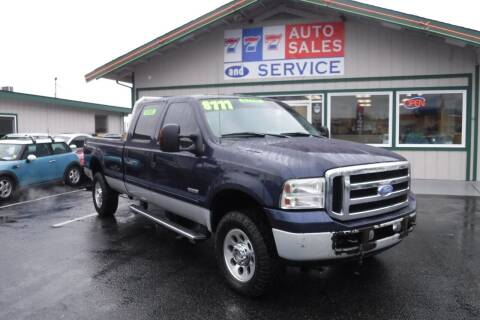 2006 Ford F-350 Super Duty for sale at 777 Auto Sales and Service in Tacoma WA