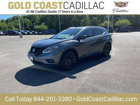 2018 Nissan Murano for sale at Gold Coast Cadillac in Oakhurst NJ