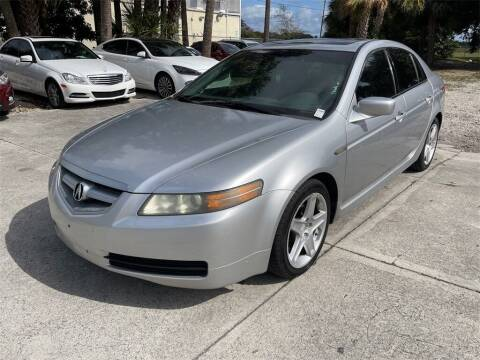 2006 Acura TL for sale at Florida Fine Cars - West Palm Beach in West Palm Beach FL