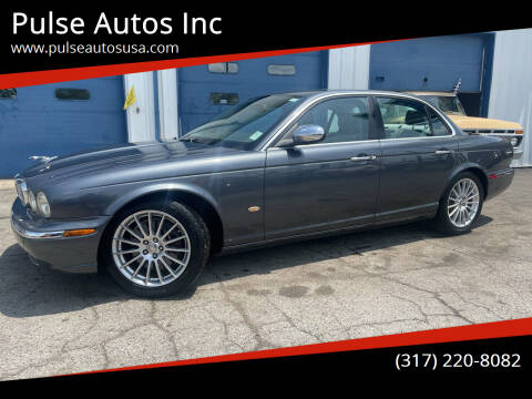 2007 Jaguar XJ-Series for sale at Pulse Autos Inc in Indianapolis IN