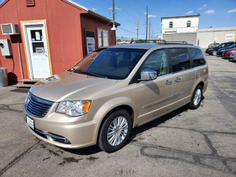 2012 Chrysler Town and Country for sale at Curtis Auto Sales LLC in Orem UT