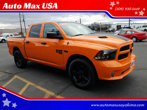 2019 RAM Ram Pickup 1500 Classic for sale at Auto Max USA in Yakima WA
