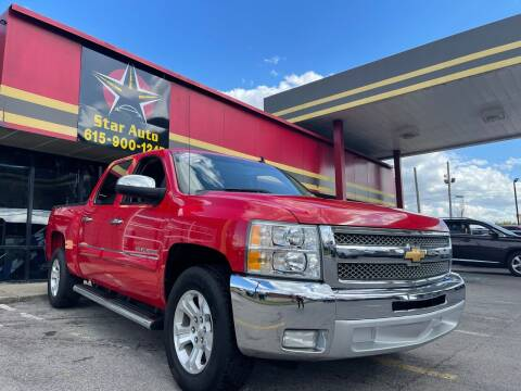 2013 Chevrolet Silverado 1500 for sale at Star Auto Inc. in Murfreesboro TN