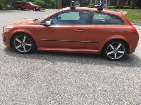 2011 Volvo C30 for sale at Lou Rivers Used Cars in Palmer MA
