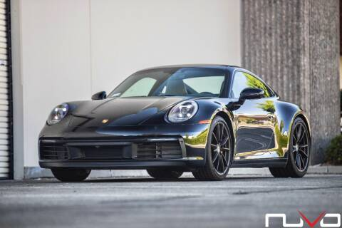 2020 Porsche 911 for sale at Nuvo Trade in Newport Beach CA