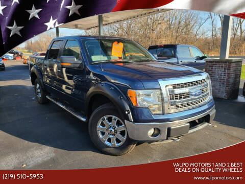 2013 Ford F-150 for sale at Valpo Motors Inc. in Valparaiso IN
