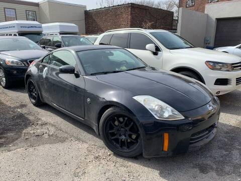 2006 Nissan 350Z for sale at EMPIRE MOTORS AUTO SALES in Philadelphia PA